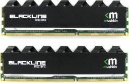 Pamięć Mushkin Blackline, DDR4, 16 GB,2400MHz, CL15 (MBA4U240FFFF8GX2)