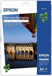 Epson Premium Semigloss Photo A4 (C13S041332) 20 ark