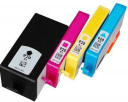 Activejet Tusz do drukarki Hewlett Packard, zamiennik HP 920, czarny, cyan, magenta, yellow (AH-M920R)