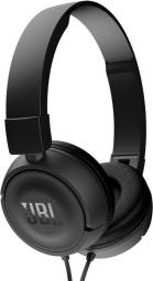 Słuchawki JBL T450 Czarne