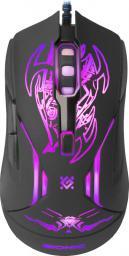 Mysz Defender Bionic GM-250L + Podkładka + Kod do gry WarThunder (MMDNE25UGB00)