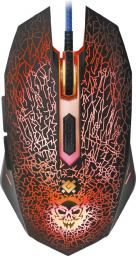 Mysz Defender Shock GM-110L + Podkładka + Kod do gry WarThunder (UWDFMYBPG070)
