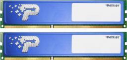 Pamięć Patriot Signature, DDR4, 8 GB,2133MHz, CL15 (PSD48G2133KH)