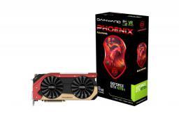 Karta graficzna Gainward GeForce GTX 1070 Ti Phoenix 8GB GDDR5 (256 bit) DVI-D, HDMI, 3xDP, BOX (426018336-3972)