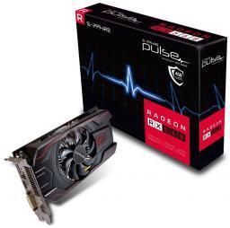 Karta graficzna Sapphire Radeon RX 560 Pulse 4GB GDDR5 (128 bit), DVI-D, HDMI, DisplayPort, BOX (11267-18-20G)