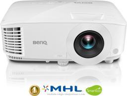 Projektor BenQ MW612 Lampowy 1280 x 800px 4000lm DLP
