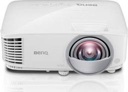 Projektor BenQ MW826ST DLP WXGA 3400 ANSI Short Throw (9H.JGE77.13E)