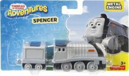Fisher Price Tomek i Przyjaciele Mała lokomotywa Spencer (DWM30/DXR6)