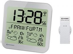 Stacja pogodowa Bresser MyTime Meteotime LCD (7001900HZI000)