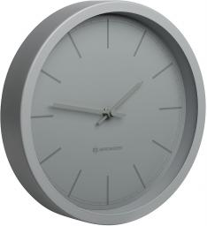 Bresser mytime radiowy zegar ścienny szary (8020312HUN000)