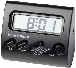 Bresser Budzik YO-YO LCD czarny (8010090CM3000)