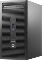 Komputer HP EliteDesk 705 G3, AMD Ryzen R5 Pro 1500, 8 GB, AMD Radeon R7 430, 500GB HDD + 256GB SSD