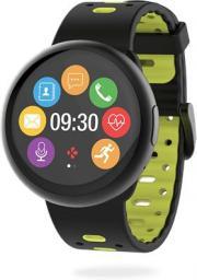 Smartwatch MyKronoz MyKronoz Smartwatch ZeRound 2 HR Premium (KRZEROUND2HR-BK/YELL)