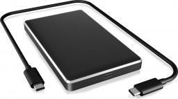 Kieszeń RaidSonic IcyBox Obudowa Zewnętrzna na Dysk 2,5'' SATA HDD/SSD (IB-245-C31-B)