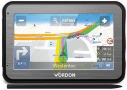 """Nawigacja GPS Vordon NOWOŚĆ 4,5"""" (VGPS45EUALU1991)"""