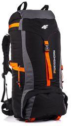 4d1354e70b759 4f Plecak turystyczny Weisshorn 50 PCG001A 4F pomarańczowy uniw -  5901236595238