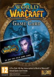 World of Warcraft - Karta pre-paid 60 dni, ESD