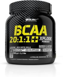 Olimp BCAA 20:1:1 Xplode Powder Gruszka 500g