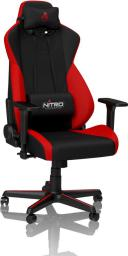 Fotel Nitro Concepts S300 Inferno Red (NC-S300-BR)