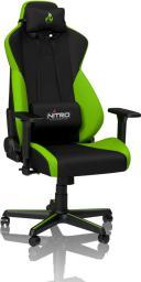 Fotel Nitro Concepts S300 Atomic Green (NC-S300-BG)