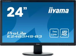 Monitor iiyama E2483HS-B3