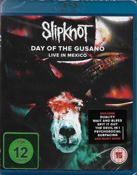 POP SLIPKNOT DAY OF THE GUSANO