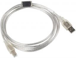 Kabel USB Lanberg 2.0 AM-BM 1.8M (CA-USBA-12CC-0018-TR)