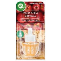 Air Wick  Wkład Pieczone Jabłko z Cynamonem 19m