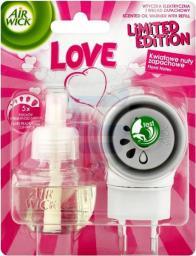 Air Wick Odświeżacz Elektryczny Love 19 ml