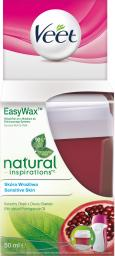 Veet Natural Inspirations  Wkład roll-on z woskiem  Nogi i Ręce 50 ml