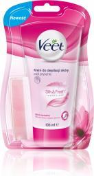 Veet Krem do depilacji pod prysznic dla skóry normalnej 135 ml