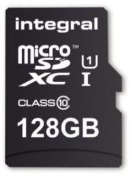 Karta Integral MicroSDXC Ultima Pro X 128GB (INMSDX128G10-SPTOTGR)
