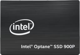 Dysk SSD Intel Optane SSD 900P 280GB PCIe x4 NVMe + adapter M.2 (SSDPE21D280GASM)