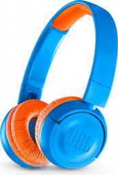 Słuchawki JBL Blue/Orange (JR300BT)