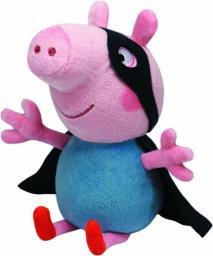 Meteor TY Beanie Babies Świnka Peppa - George 28 cm
