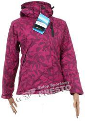 Zjednoczone Królestwo świetne dopasowanie niska cena Hi-tec Kurtka narciarska damska Lady Triada 5 000 różowa r. XL ID produktu:  1626958