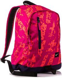64091678a7f9a Nike Plecak sportowy All Access Halfday 19 Nike różowo-pomarańczowy uniw -  886066479451