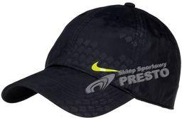 Nike Czapka z daszkiem Pattern Heritage 86 czarny r. uni ID produktu: 1630999