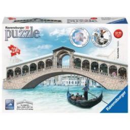 Ravensburger 3D Ponte Di Rialto Most, 216 elementów