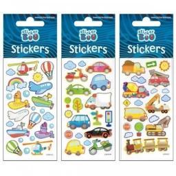 Sticker BOO Naklejki Sticker BOO silver auta (262015)
