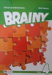 Brainy 4 Zeszyt do języka angielskiego