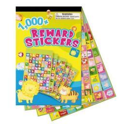 Sticker BOO Książeczka z naklejkami