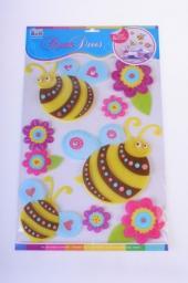 Sticker BOO Dekoracja ścienna Pszczoły 3D (HPA 7800)