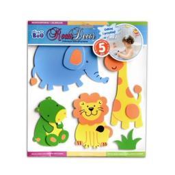 Sticker BOO Dekoracja ścienna Zwierzęta (EVA 6206)