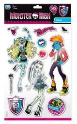 Sticker BOO Dekoracja ścienna Monster High 3D (DECLIC301)