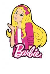Sticker BOO Dekoracje ścienne Barbie (BRB2 32)