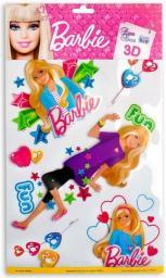 Sticker BOO Dekoracja ścienna Barbie (D BRB 0502)