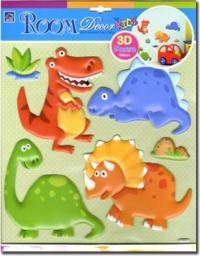 Sticker BOO Dekoracja ścienna Dino (PDA 2307)