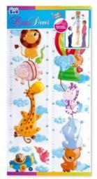 Sticker BOO Dekoracje ścienne ZOO (POA 3204)
