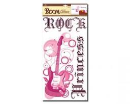 Sticker BOO Dekoracja ścienna Rock (RDA 8851)